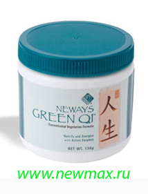 Neways Green Qi, ���� ���