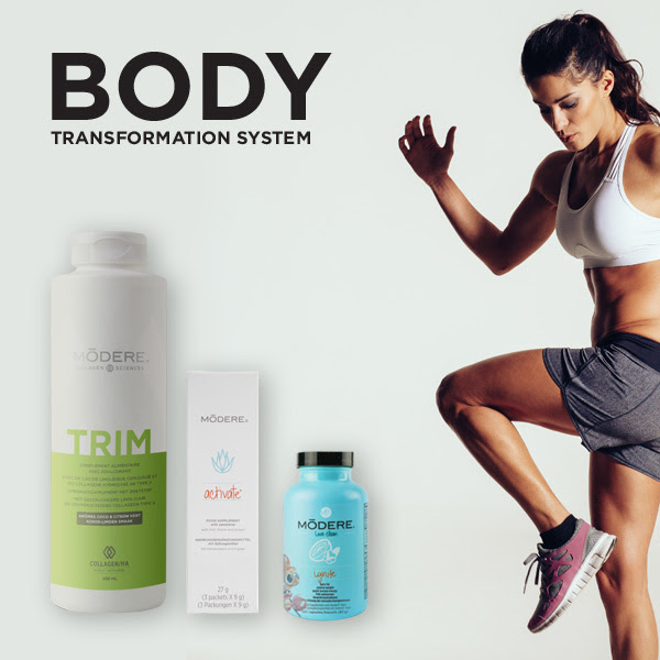 Body Transformation System Modere