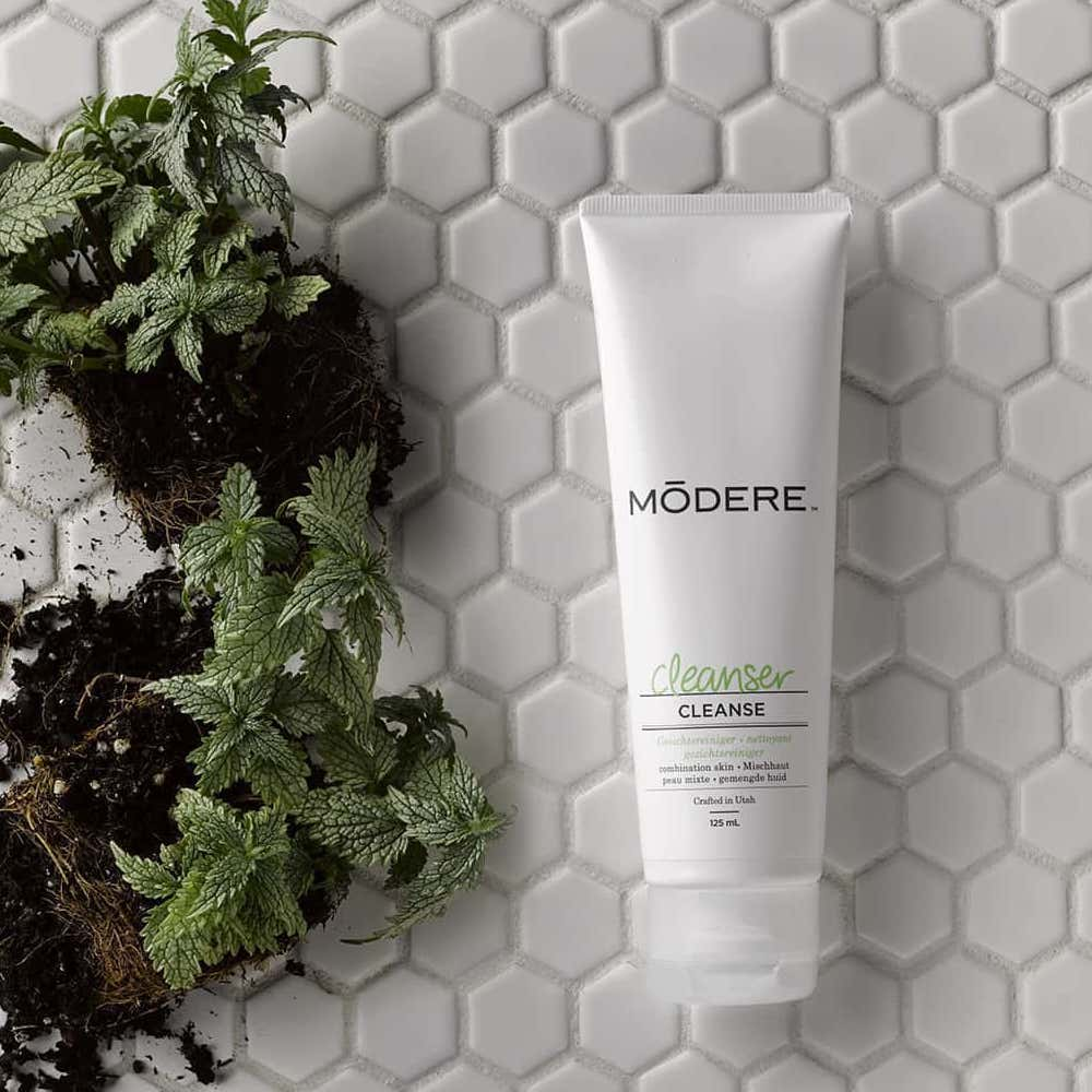 Cleanser Combination Skin Modere
