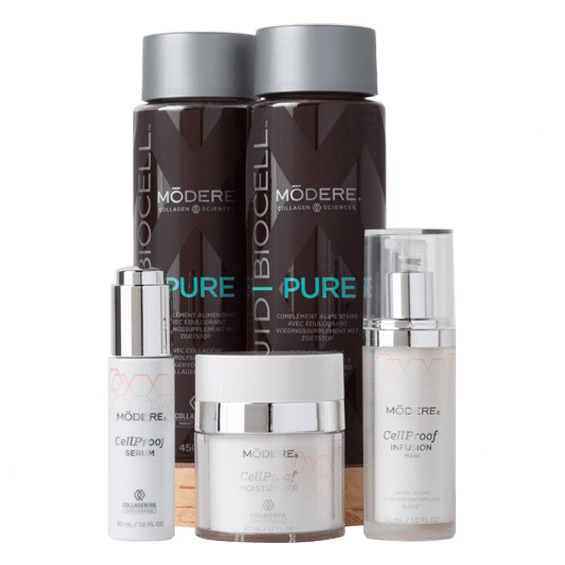 Modere Inside Out Beauty System Pure