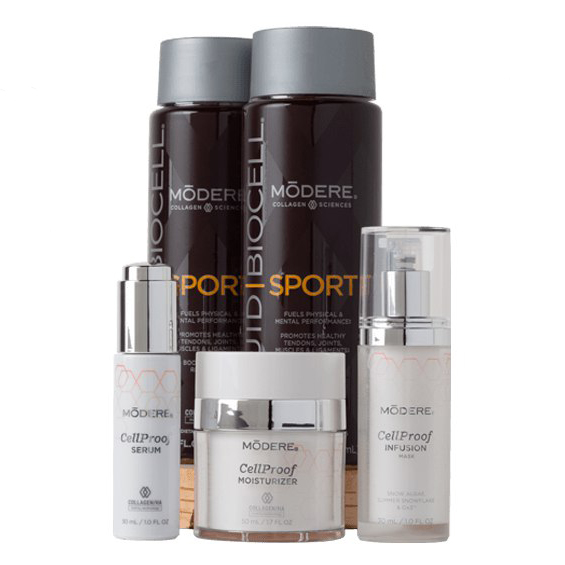 Modere Inside Out Beauty System Sport