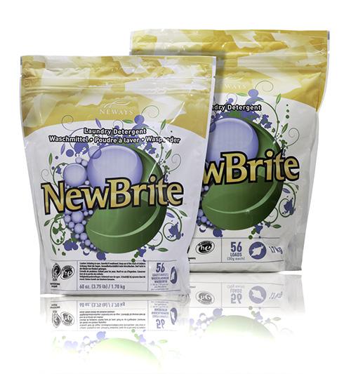 NewBrite Laundry Powder Neways - Стиральный порошок